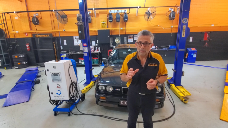Filling your tyres with Nitrogen