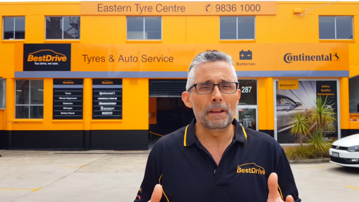 Welcome to Eastern Tyre Centre