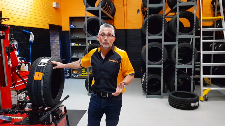 Why we chose Continental tyres